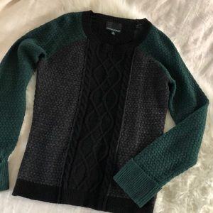Cynthia Rowley Wool Sweater | Size Medium